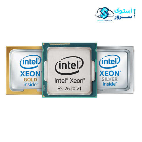 پردازنده اینتل زئون Intel Xeon E5-2620 v1