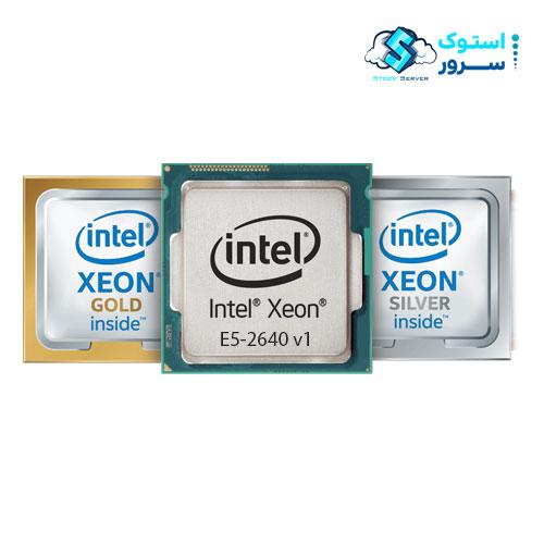 پردازنده اینتل زئون Intel Xeon E5-2640 v1