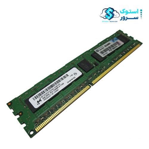 رم اچ پی HP 4GB DDR3-1600 (12800E)