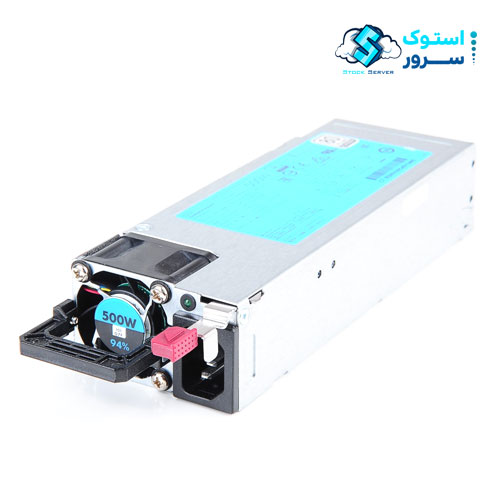 پاور HP Power Supply 500w