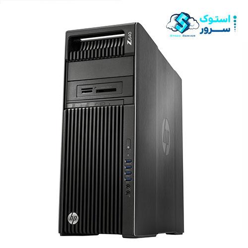 ورکستیشن HP Z640 Workstation ( کد ۱۱۵ )