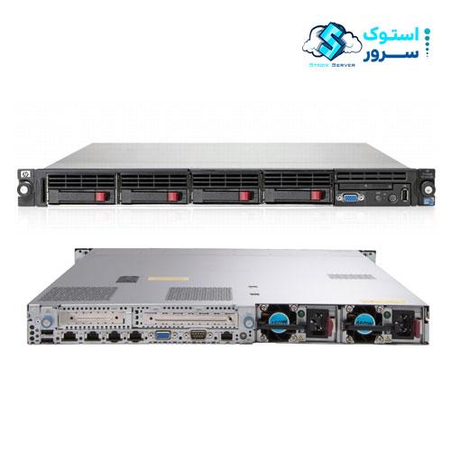 سرور HP DL360 Gen7 4sff ( کد ۱۰۲ )