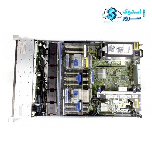 سرور HP DL380p Gen8 25sff ( کد ۱۲۱ )