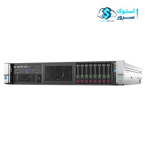 سرور HP DL380 Gen9 8SFF ( کد ۱۰۶ )