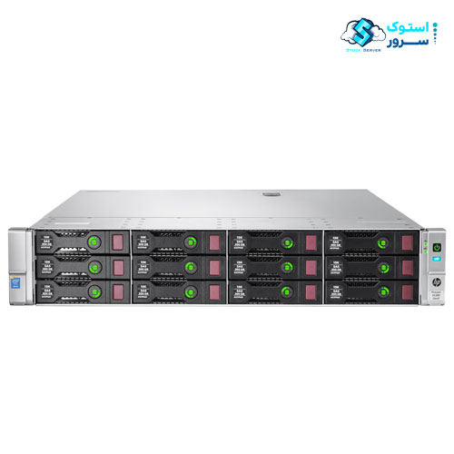 سرور HP DL380 Gen9 12LFF ( کد ۱۳۶ )