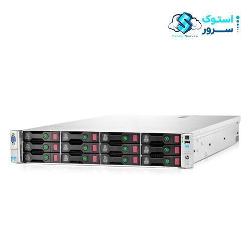 سرور HP DL380p Gen8 12LFF ( کد ۱۲۸ )