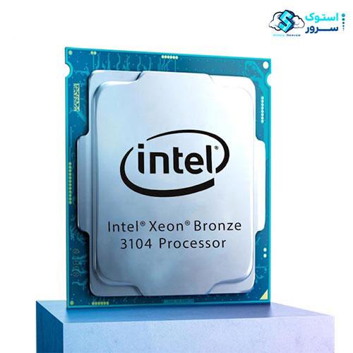 پردازنده Intel Xeon Bronze 3104