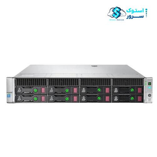 سرور HP DL380 Gen9 8-LFF ( کد ۱۳۰ )