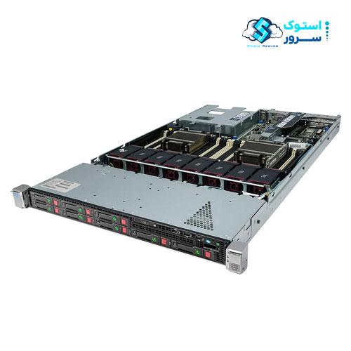 سرور HP DL360p Gen8 8sff ( کد ۱۳۲ )